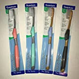quantum euro-tech pro series toothbrush 4 pack