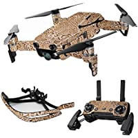 MightySkins Skin for DJI Mavic Air Drone - Carved | Max Combo Protective, Durable, and Unique Vinyl Decal wrap cover | Easy To Apply, Remove, and Change Styles | Made in the USA