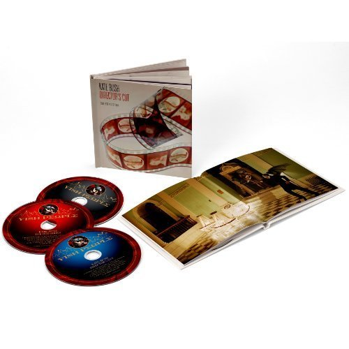 Director's Cut Import, Limited Edition, Original recording remastered Edition by Bush, Kate (2011) Audio CD (Kate Bush Cut compare prices)