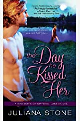 The Day He Kissed Her (Bad Boys of Crystal Lake Book 3) Kindle Edition