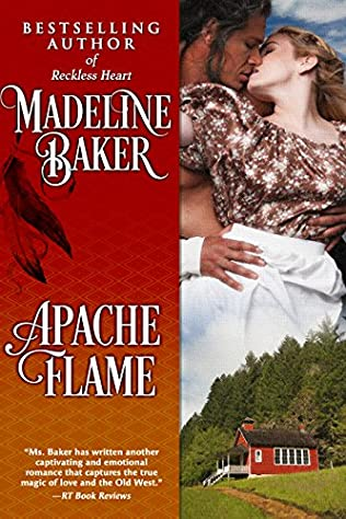 book cover of Apache Flame
