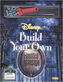 Build your own haunted mansion nuts bolts story books Build storybook