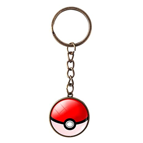 Pokeball - Pokemon: Llavero - Dorado: Amazon.es: Juguetes y ...