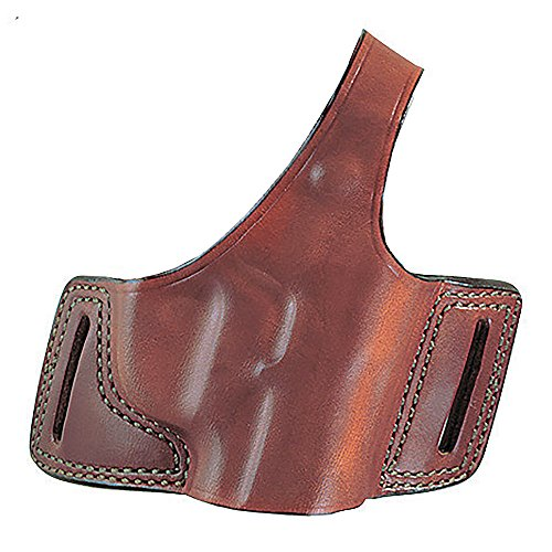 Bianchi 5 Black Widow Hip Holster - Colt45 (Tan, Right Hand)