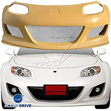 ModeloDrive FRP AEXE Front Bumper > Mazda Mazda Miata MX-5 NC 2006