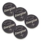 CR2032 Battery - 5 Pack