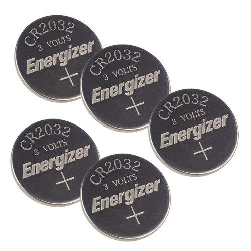 CR2032 Battery - 5 Pack