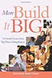 More Build It Big, Direct Selling Women's Alliance Staff and Direct Selling Women's Alliance, 1419520032