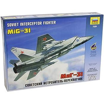 Amazon.com: ita1379 1: 72 Italeri Sukhoi SU-34/su-32 FN ...