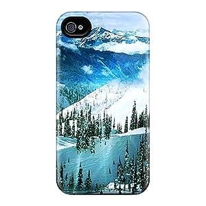88caseme Premium Protective Hard Cases For Iphone 6- Nice Design - Skiing Season