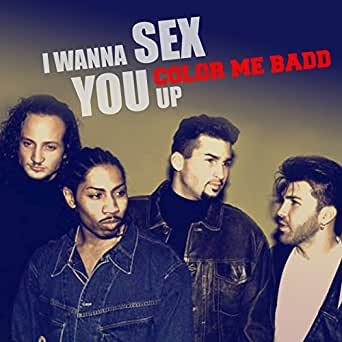 i wanna sex you up download color me badd in Saanich