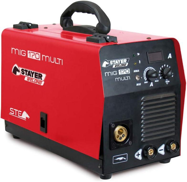 Stayer 1.1404 Inverter Industrial mag MIG 170 Multi