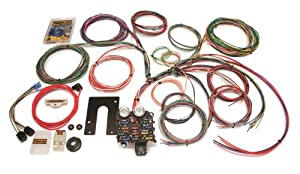 51JeXq8HGrL._SX300_ amazon com painless wire 10105 wiring harness with firewall Painless Wiring and Chassis Harness at panicattacktreatment.co