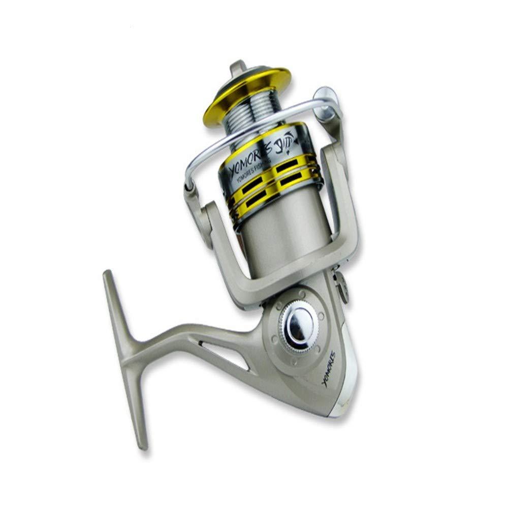 4000 Series You will think of me Pêche Spins Reelsuper Poulie de pêche de qualité Gs2000-6000 Rouleaux de pêche en métal