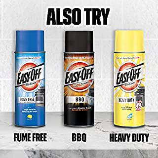 Easy-Off Kitchen Degreaser - try