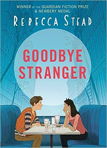 Read Goodbye Stranger By Rebecca Stead