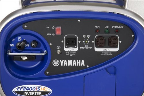 51JeYfR%2BzXL amazon com yamaha ef2400ishc, 2000 running watts 2400 starting Yamaha EF2400iS Craigslist at alyssarenee.co
