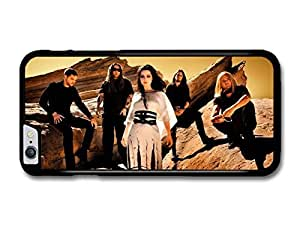 "AMAF ? Accessories Evanescence Band Photoshoot with Amy Lee in White Dress case for iPhone 6 Plus (5.5"")"