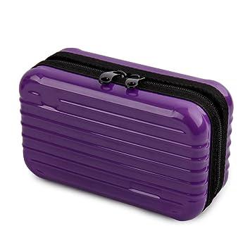 LETAMG Bolsas de Aseo Impermeable Mini Caja De Maquillaje ...