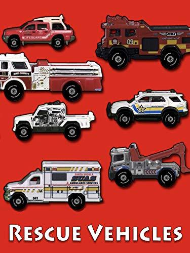 Rescue Vehicles ()