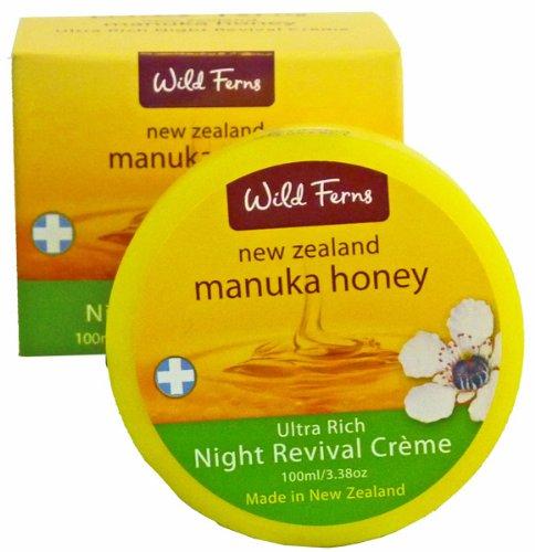 Miel de Manuka Nuit Revival Crème 100 ml