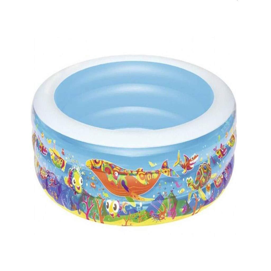 Unterwasserwelt, Pool Mit Drei Ringen-Pools Für Kinder Dickes PVC-SchnellinsGrößetion, Ocean Ball-Pool Für Kinder, Familienpool, Aufblasbarer Pool, 229X229X56CM, 1147LB07Q7NHDLTPlanschbeckenKaufen Sie online   Gute Qualität