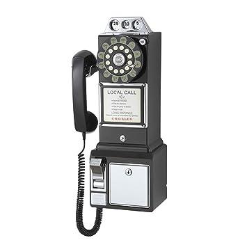Retro,Teléfono,Antiguo Artes Telefonos Antiguos,Wired-A ...