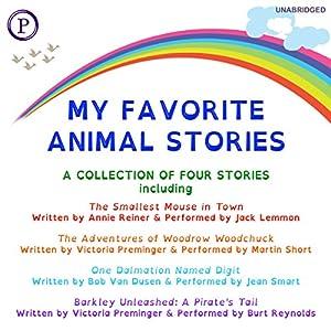 My Favorite Animal Stories Audiobook