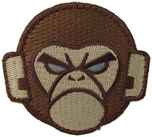 Angry Monkey Morale Patch ()