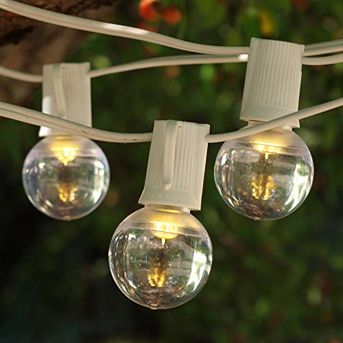25 Led Smooth C9 String Lights in Florida - 4