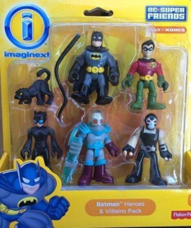 imaginext mr freeze batman - 8