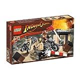 Lego Indiana Jones Motorcycle Chase