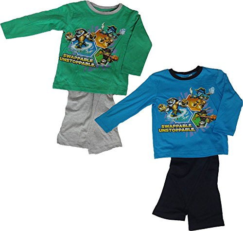de Tama 116 verde Pijama o 98 128 Skylanders o 104 azul qtOaZO