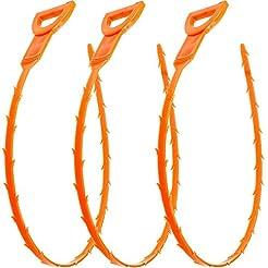 Vastar 19.6 Snake Hair Drain Clog Remove...