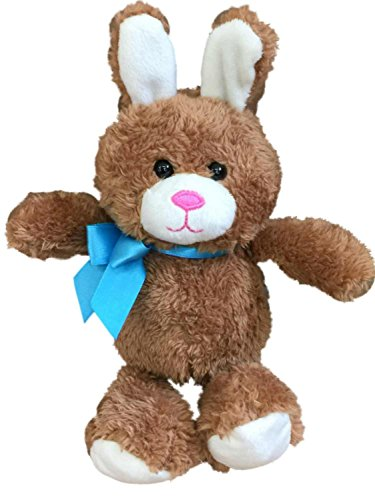 Animal Adventure Small Brown Bunny Rabbit Plush Stuffed Animal Pal -