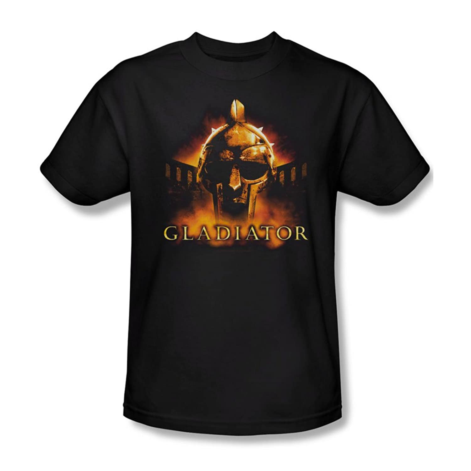 Gladiator - Mens My Name Is T-Shirt In Black