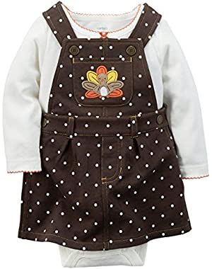 2 Piece Holiday Set (Baby)