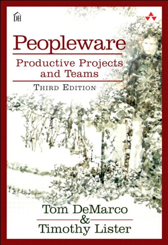 Peopleware: Productive Projects and Teams (Company Wesley Furniture)