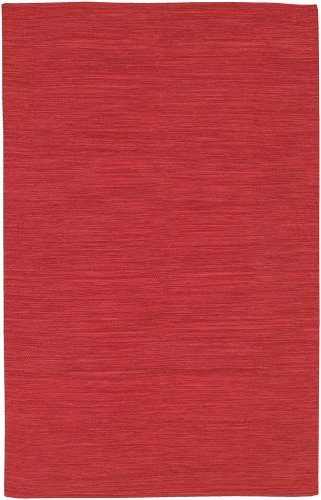Chandra Rugs India Red Rug Rug Size: Runner 2'6