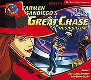 Carmen Sandiego Great Chase Through Time
