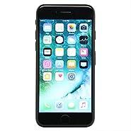Apple iPhone 7, Fully Unlocked, 128GB - Black (Refurbished)