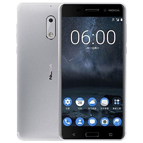 Nokia 6 TA-1003 64GB Silver, Dual Sim, 5.5