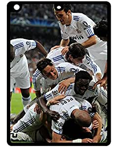 Best Hot Well-designed Hard Case Cover Real Madrid C.F. iPad Air2 3230440ZF177385340AIR2 NBA Galaxy Case's Shop