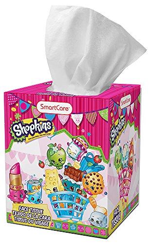Brush Buddies Shopkins Box Tissue