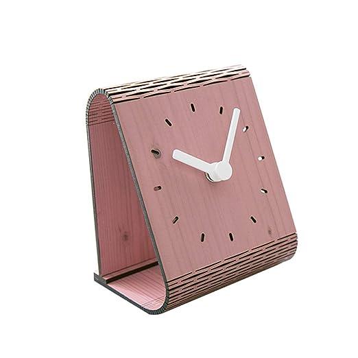 Greawei@ Moderno reloj de escritorio minimalista decoración de ...