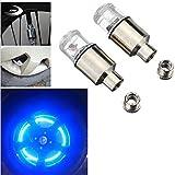 Premium Led Lights For Wheel Valve Caps Lights For Bike Wheels - 2PCS Firefly Spoke LED
