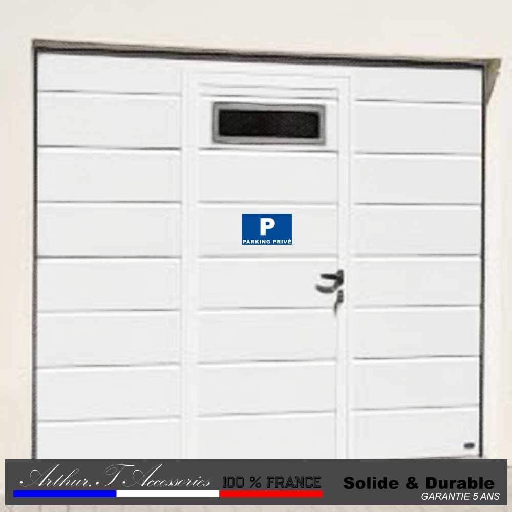 Sticker Standard pour Parking priv/é