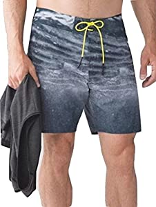 "Amazon.com : Lululemon Mens El Current Short 9"" Lined"