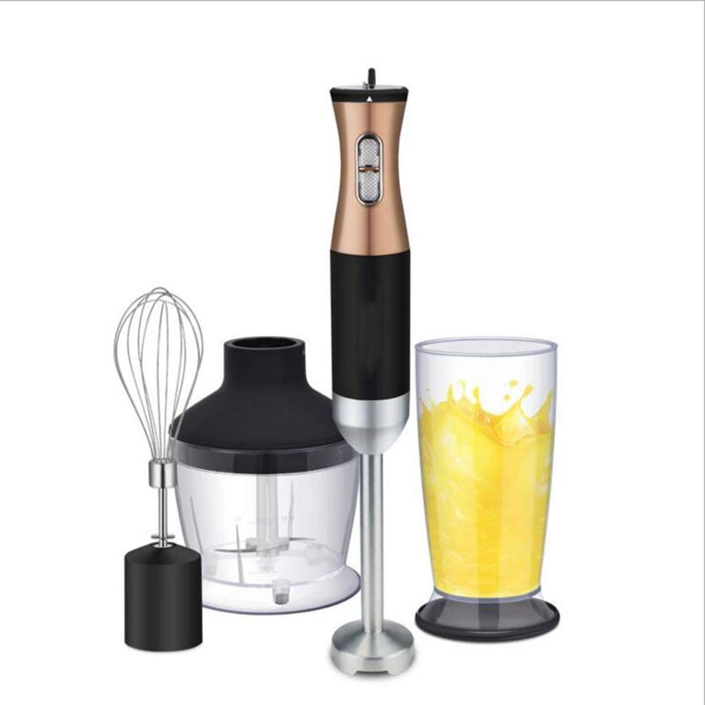 Guotail Whisk Hand Blender Electric Immersion Blender with Egg Chopper Bowl and Beaker for Baby Food Shakes Smoothies Sauces Soup and More