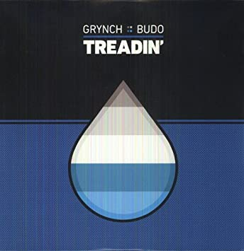 Grynch and Budo - Treadin' [Colored Vinyl 12'' + MP3